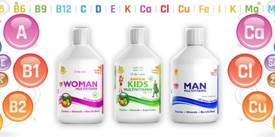 Bewusste Vitaminergänzung