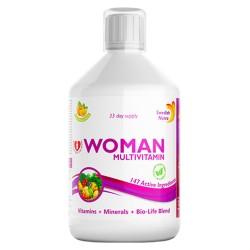Flüssiges Multivitamin für Frauen, 500 ml
