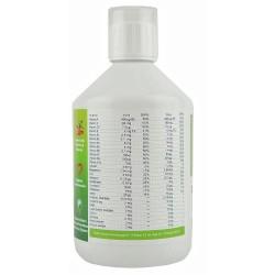 Super Kids Multivitaminflüssigkeit für Kinder, 500 ml