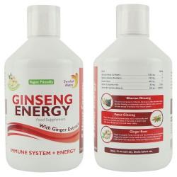 Ginseng Energy, 500 ml