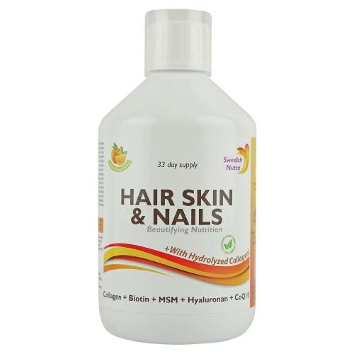 Vitamin für Haare, Haut und Nagel, 500 ml